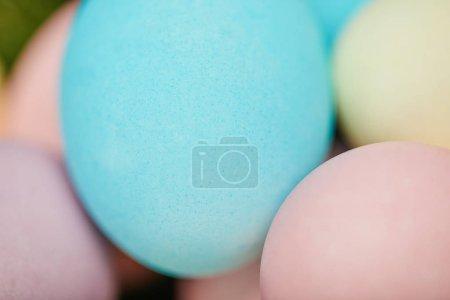关闭彩绘复活节鸡蛋