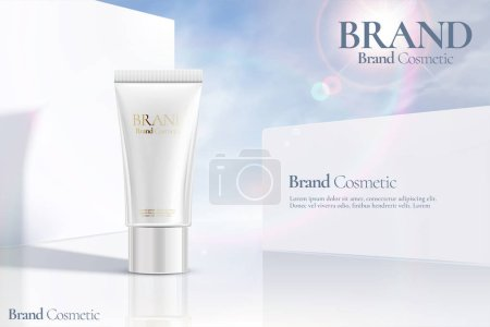 化妆品管广告